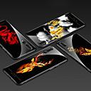 Недорогие Чехлы и кейсы для Galaxy A7-Кейс для Назначение Huawei Huawei P20 / Huawei P20 Pro С узором Кейс на заднюю панель Животное Твердый Закаленное стекло