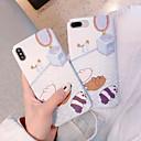 رخيصةأون أغطية أيفون-القضية لآبل رسمت سلسلة همام النوم الدب نمط حالة الهاتف ل iphone6 / 6S / 6splus / 7 / 7plus / 8 / 8plus / X / XR / XS / XSMAX