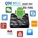お買い得  TVBox-Factory OEM X96 mini Amlogic S905X 2GB 16GB