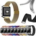 رخيصةأون أساور ساعات FitBit-حزام إلى Fitbit Blaze فيتبيت عقدة ميلانزية ستانلس ستيل شريط المعصم