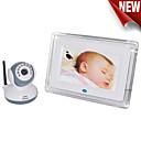 رخيصةأون كاميرات المراقبة IP-7 بوصة مراقبة الطفل الرقمية اللاسلكية دعم للرؤية الليلية وظيفة الاتصال الداخلي