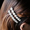 ieftine Bijuterii de Păr-Pentru femei Modă Cute Stil Imitație de Perle Zirconiu Cubic Aliaj Zilnic Casul / Zilnic - Mată