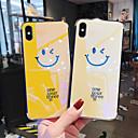 رخيصةأون أغطية أيفون-غطاء من أجل Apple iPhone XS / iPhone XR / iPhone XS Max ضد الصدمات / ضد الغبار / نموذج غطاء خلفي جملة / كلمة الكمبيوتر الشخصي