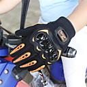 رخيصةأون قفازات الدراجات النارية-لمس الشاشة قفازات دراجة نارية قذيفة حماية دراجة كهربائية دراجة سباق قفاز