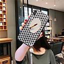 رخيصةأون حافظات / جرابات هواتف جالكسي S-غطاء من أجل Samsung Galaxy S9 / S9 Plus / S8 Plus ضد الصدمات / حجر كريم / مرآة غطاء خلفي بريق لماع أكريليك