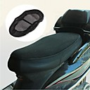 رخيصةأون أغطية مقاعد السيارات-دراجة نارية سكوتر المضادة-- زلة تنفس شبكة سرج غطاء مقعد xl الحجم