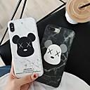 رخيصةأون أغطية أيفون-غطاء من أجل Apple iPhone XS / iPhone XR / iPhone XS Max ضد الصدمات / نموذج غطاء خلفي حيوان / كارتون TPU