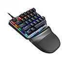 cheap Mouse Keyboard Combo-LITBest K27 Mechanical Keyboard 27 Keys One-Handed Gaming Keyboard