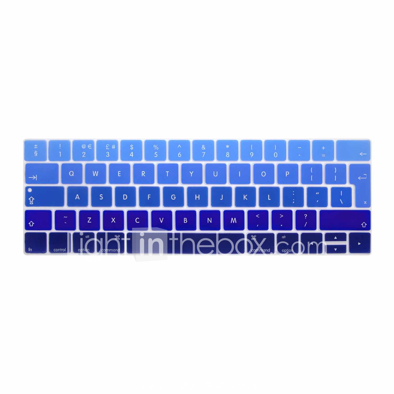 99016cecf xskn® الأوروبي الجلد الانجليزية التدرج لوحة المفاتيح سيليكون وحامي ...