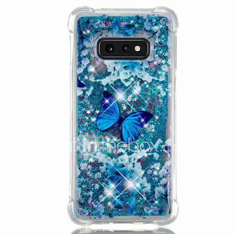 sale retailer 0d46a 4c81b Case For Samsung Galaxy S9 Plus / S8 Shockproof / Flowing Liquid ...