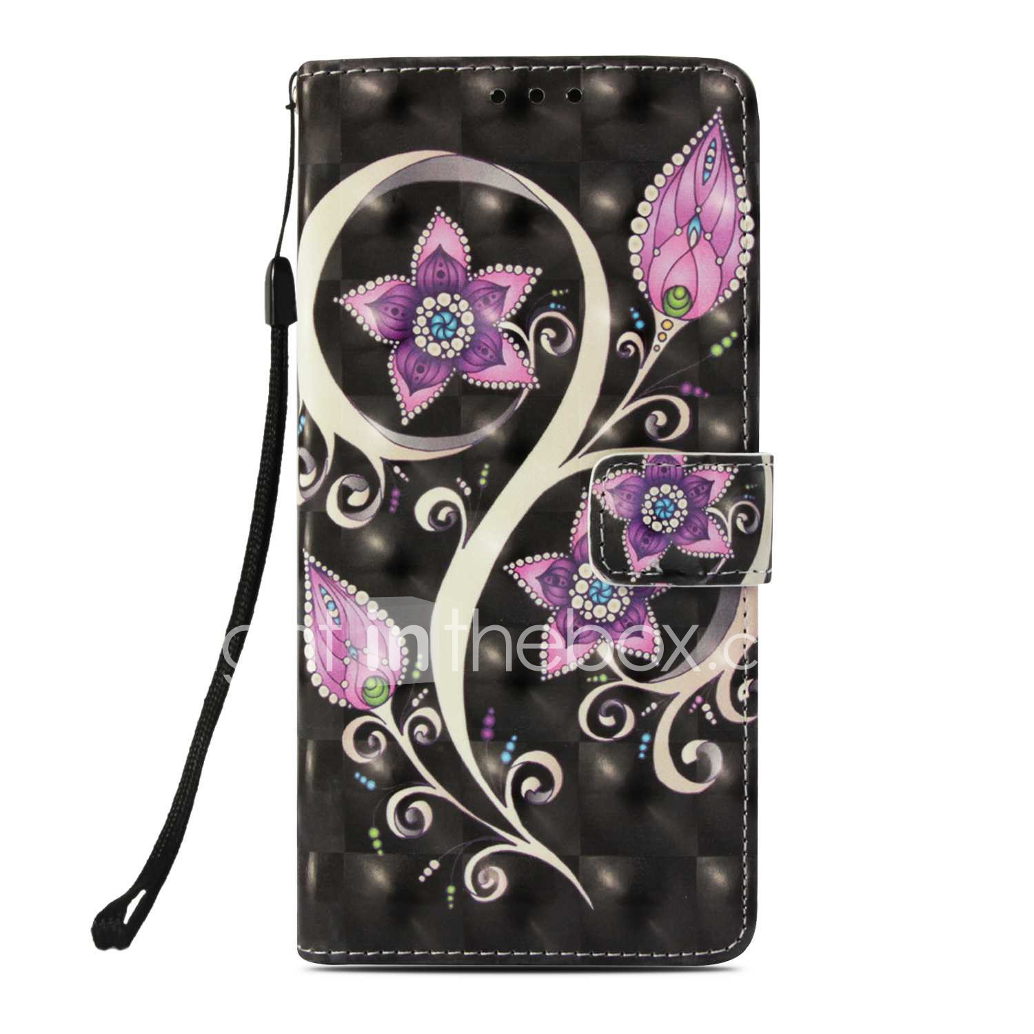 apple iphone xr case leather case flower