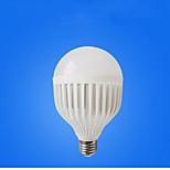 billiga -1st 12 W LED-globlampor 610-710 lm E26 / E27 32 LED-pärlor SMD 5730 Nödsituation Kallvit 220-240 V