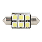 1pc 12 V Decoración Luz de Lectura / Bulbos de Luz LED