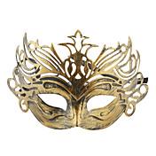Vintage mitad Coronada Máscara para Halloween Masquerade Party