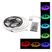 Tira LED Impermeable 5M 300x3528 SMD Con Mando a Distancia de 4 Botones (12V)