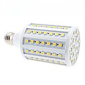 680lm E26 / E27 Bombillas LED de Mazorca 102 Cuentas LED SMD 5050 Blanco Cálido 220-240V