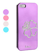Funda Para Apple Funda iPhone 5 Flor Flor Dura ordenador personal para Apple