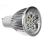 150 lm GU10 LED-spotpærer MR16 5 leds Høyeffekts-LED Naturlig hvit AC 85-265V
