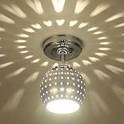 Takplafond Omgivelseslys - Mini Stil, LED, 110-120V / 220-240V, Varm Hvit / Blå, Pære Inkludert / 20-30㎡