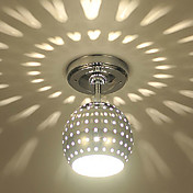 Takplafond Omgivelseslys - Mini Stil LED, Moderne / Nutidig, 110-120V 220-240V, Varm Hvit Blå, Pære Inkludert