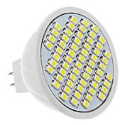 330-360 lm Focos LED 60 leds SMD 3528 Blanco Fresco AC 12V