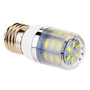 YWXLIGHT® 4W 350-400 lm E26/E27 Bombillas LED de Mazorca T 24 leds SMD 5730 Blanco Fresco AC 220-240V