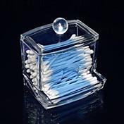 Gadget para Baño Múltiples Funciones Viaje Ecológica Regalo Almacenamiento Moda Acrílico 1 pieza - Baño organización del baño