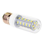 760lm E26 / E27 Bombillas LED de Mazorca T 36 Cuentas LED SMD 5630 Blanco Fresco 220-240V