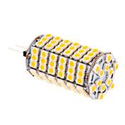 580 lm G4 Bombillas LED de Mazorca T 118 Cuentas LED SMD 5050 Blanco Cálido 12 V / #
