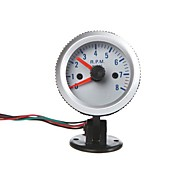 "takometer med Holder kop for Auto bil 2 ""52mm 0 ~ 8000RPM oransje lys"