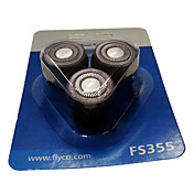 un conjunto de flyco fs355 neta máquina de afeitar eléctrica (sea adecuada forfs355 fs356 fs358 fs359)