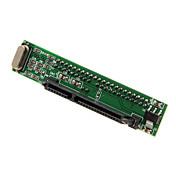 SATA 7 +15 pin al módulo adaptador IDE