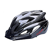 FJQXZ Mujer Hombre Unisex Bicicleta Casco 18 Ventoleras Ciclismo Ciclismo de Pista Ciclismo M : 55-59cm L : 59-63cm