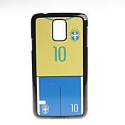 Para Funda Samsung Galaxy Diseños Funda Cubierta Trasera Funda Dibujos Policarbonato Samsung S5