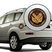 Emblema de Patrón Águila decorativo etiqueta engomada del coche