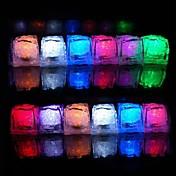 Smart Lights LED RGB Dekorativ / LED iskubber Batterier drevet 1set