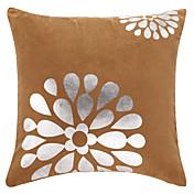 Poliéster Cobertor de Cojín , Floral Casual