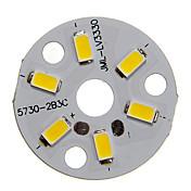 SMD 5730 250-300 Chip LED Aluminio 3