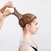 4 Color Cómodo Alto grado de Cap peluca