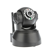 easyn® 720p 1.0mp trådløs ip kamera wifi lyd nattesyn for android iphone pc