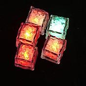 Coway La luz colorida de Hielo KTV Bar Atmosphere Atrezzo Noche de luz LED de larga luminiscencia