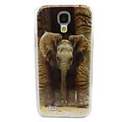 제품 삼성 갤럭시 케이스 케이스 커버 패턴 뒷면 커버 케이스 코끼리 PC 용 Samsung S4