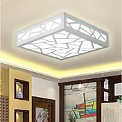 Moderno/Contemporáneo Tradicional/Clásico LED Montage de Flujo Luz Ambiente Para Sala de estar Dormitorio Comedor Habitación de