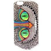 Para Funda iPhone 6 / Funda iPhone 6 Plus Diseños Funda Cubierta Trasera Funda Búho Suave TPU iPhone 6s Plus/6 Plus / iPhone 6s/6