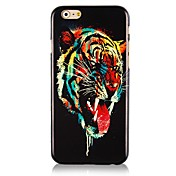 Funda Para Apple iPhone 6 iPhone 6 Plus Diseños Funda Trasera Animal Dura ordenador personal para