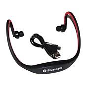 Bluetooth inalámbrico Micrófono de Auricular Deportes Ciclismo / Bicicleta Fitness Running Paseo iOS Android Negro Rojo Azul Verde claro