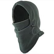 Máscara de protección contra la polución pasamontañas Invierno Primavera Otoño Resistente al Viento A prueba de polvo Camping y