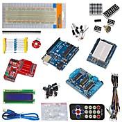 funduino uno r3 + l293d motordrift + trådløs dataoverføring modul
