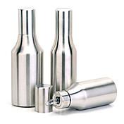 1pc Jarra de aceite Acero Inoxidable Fácil de Usar Organización de cocina
