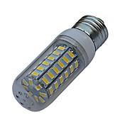 3000-3200/6000-6500 lm E26/E27 LED-kornpærer 56 leds SMD 5730 Varm hvit Kjølig hvit AC 220-240V